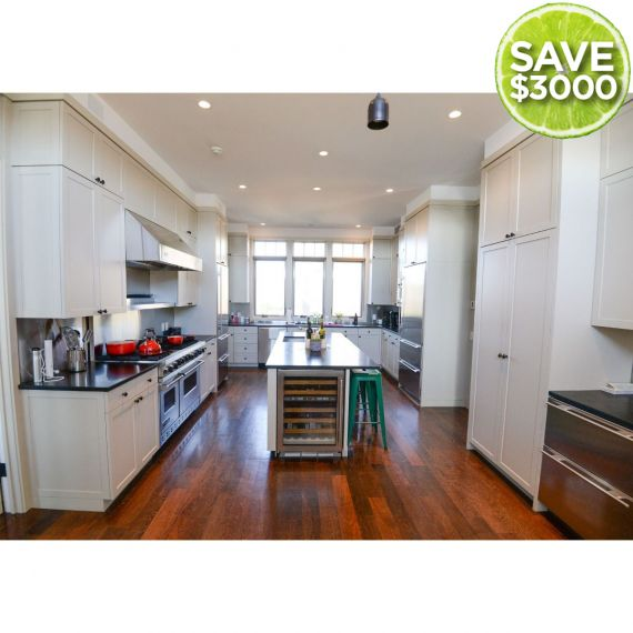 Tanglewood Traditional Pre-Owned Kitchen