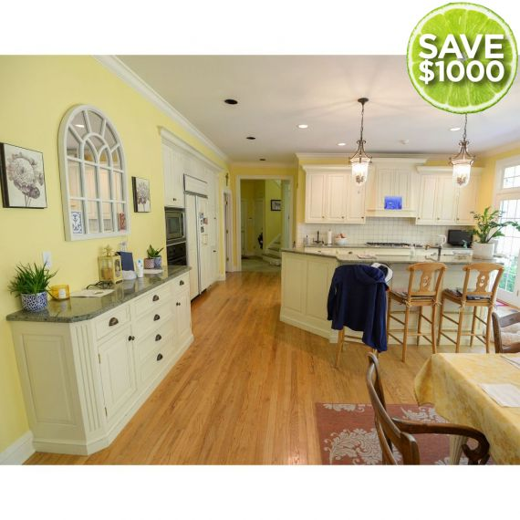 Kountry Kraft Natural Soap Traditional Pre-Owned Kitchen