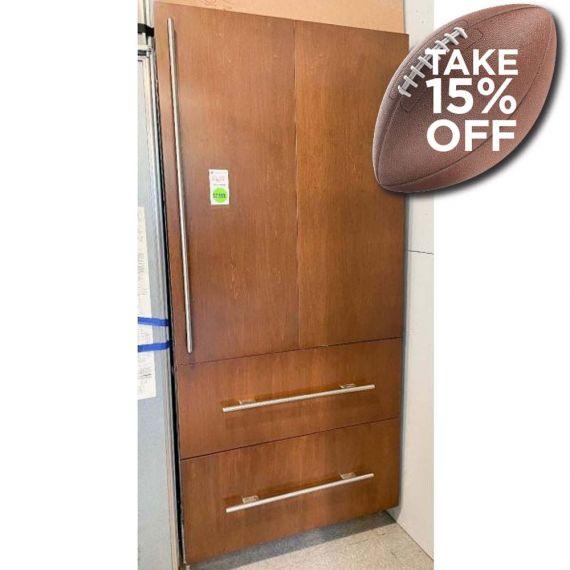 """Sub-Zero 36"""" Paneled/Panel Ready Bottom Freezer Refrigerator"""