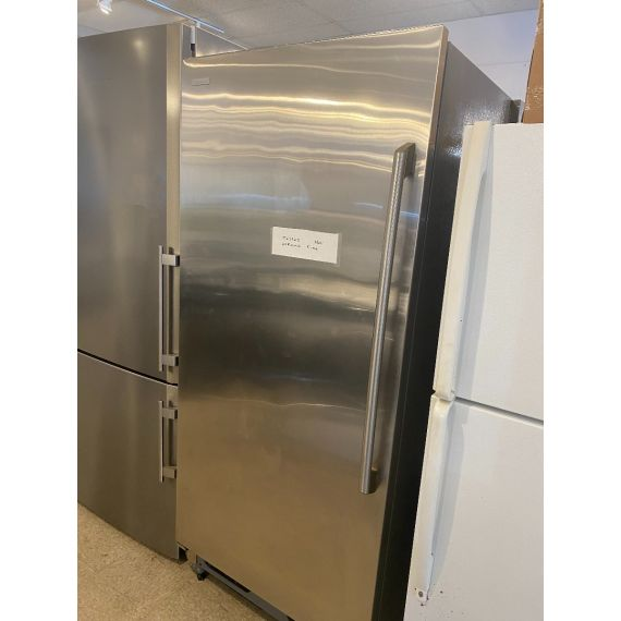 """Electrolux 30"""" Stainless Steel 2015 All Freezer"""
