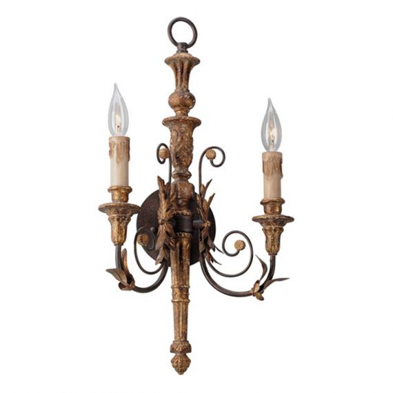 Troy Lighting Luxembourg Wall Sconce