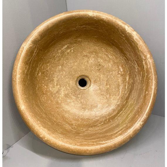 """17"""" Stone Vessel Sink"""