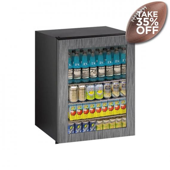 "U-Line 24"" Panel Ready Under-Counter Refrigerator 2020"