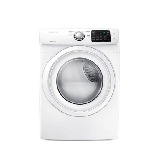 """Samsung 27"""" Electric Dryer w/ 9 Dry Cycles"""
