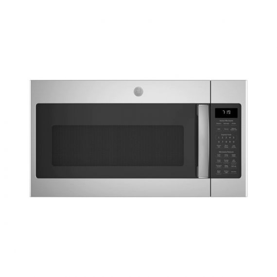 """GE 30"""" Stainless Over-The-Range Microwave"""