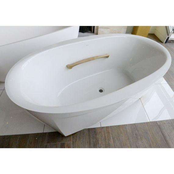 BainUltra Acrylic Oval Freestanding Tub