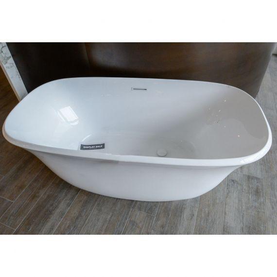 Lacava Trenta Acrylic Oval Freestanding Tub