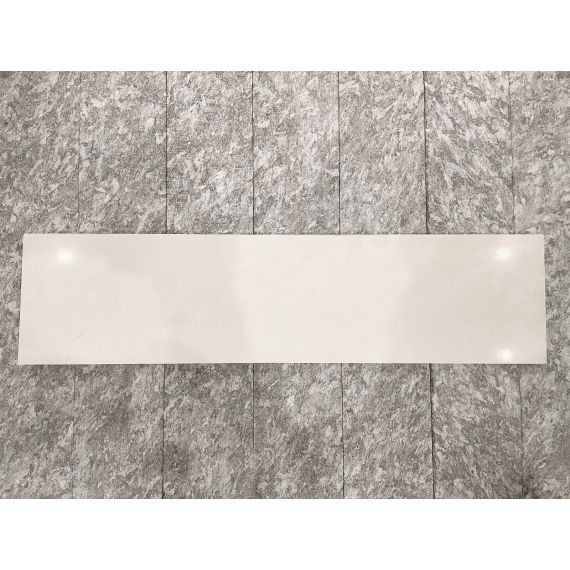Walker Zanger Glossy White Rectangular Tile