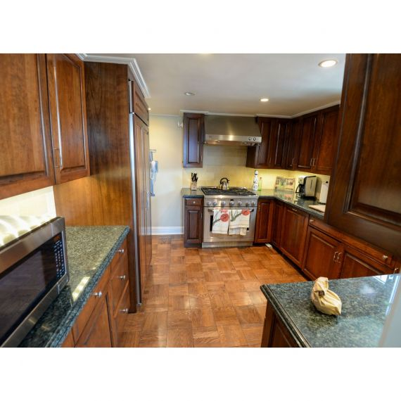 Milk Chocolate Traditional Pre-Owned Kitchen