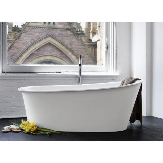 Wetstyle Tulip Freestanding Acrylic Tub