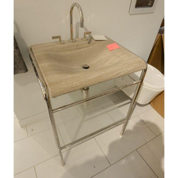 Kallista Stone & Glass Console Sink
