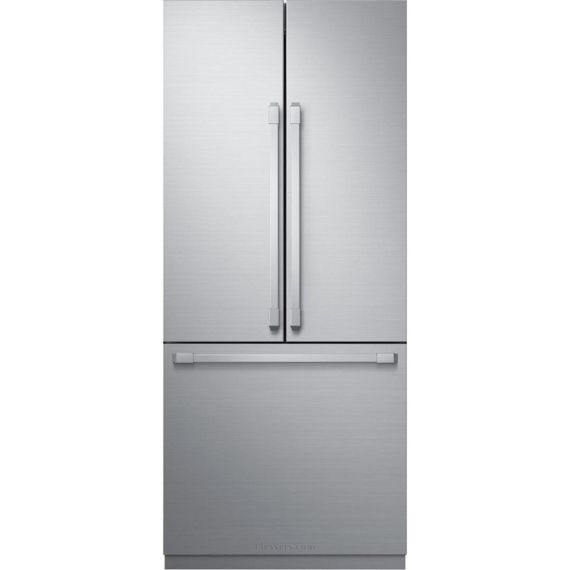 """Thermador 36"""" Stainless French Door Refrigerator w/ ThermaFresh System"""