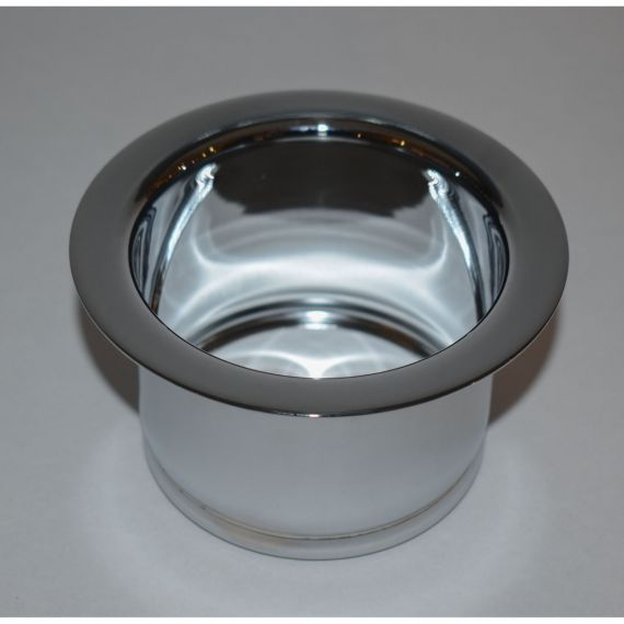 La Cornue Chrome Sink Disposal Flange