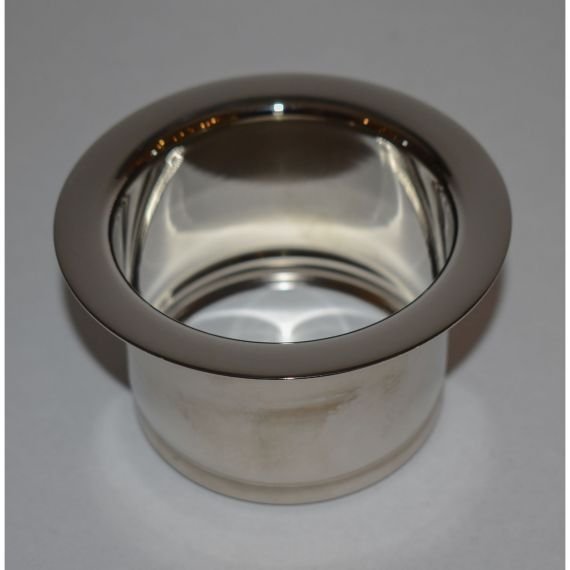 La Cornue Polished Nickel Sink Disposal Flange
