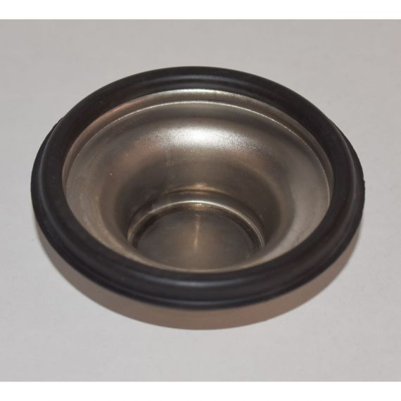 La Cornue Polished Nickel Sink Disposal Stopper