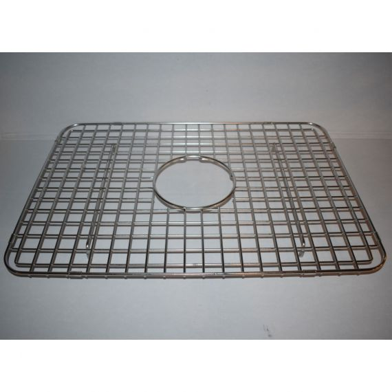 "La Cornue 20.5"" Stainless Single Bowl Sink Grid"