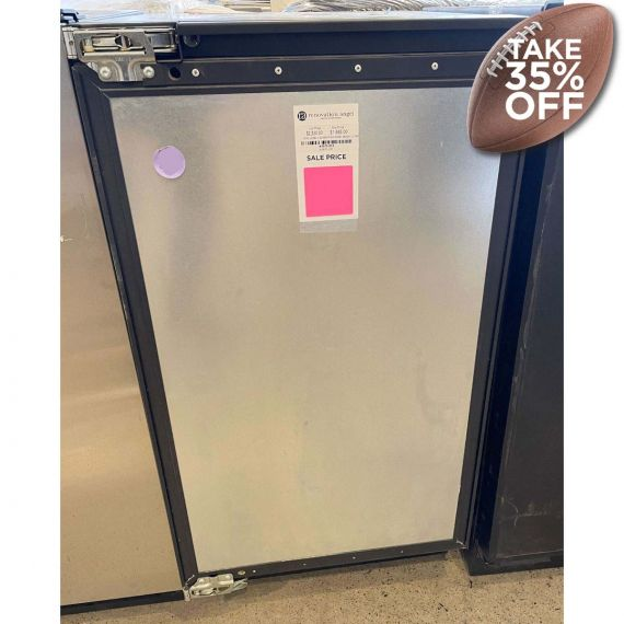 "U-Line 18"" Panel Ready Under-Counter Refrigerator"