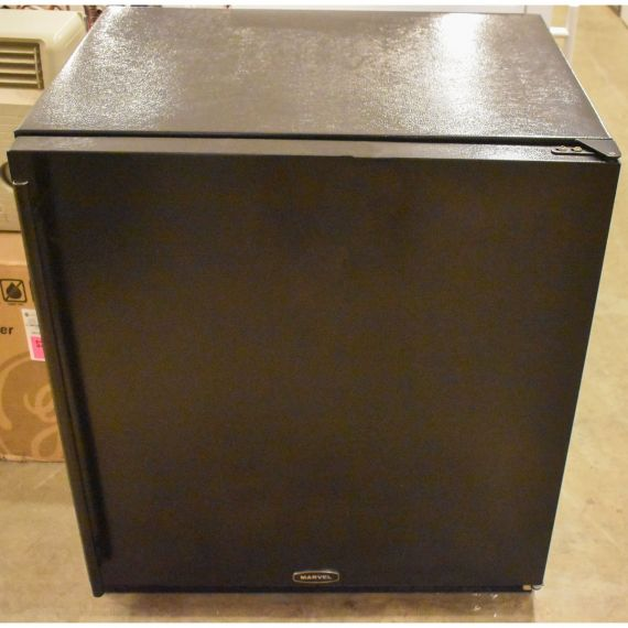 "Marvel 30"" Black Under-Counter Refrigerator/Freezer"