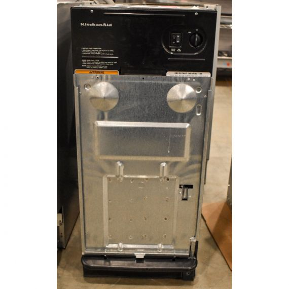"KitchenAid 15"" Panel Ready Trash Compactor"