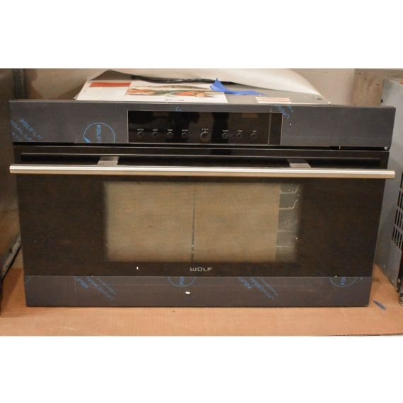 """Wolf 30"""" E-Series Convection/Steam Oven"""
