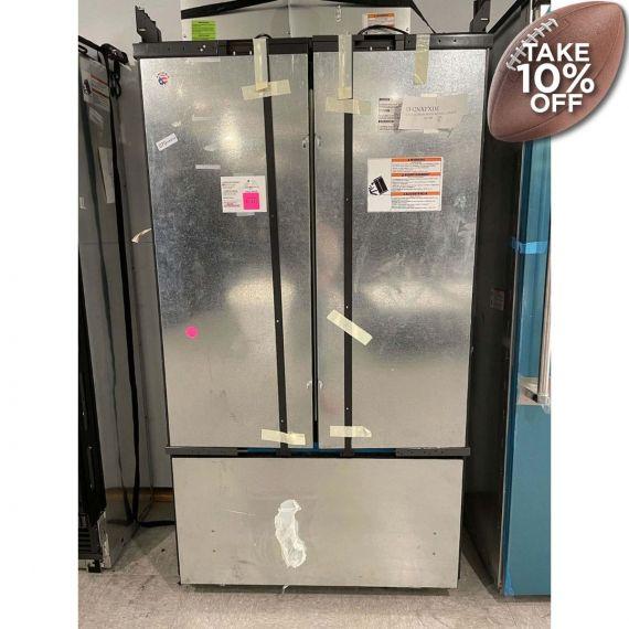 "JennAir 42"" Panel Ready Built-In French Door Refrigerator 2018"