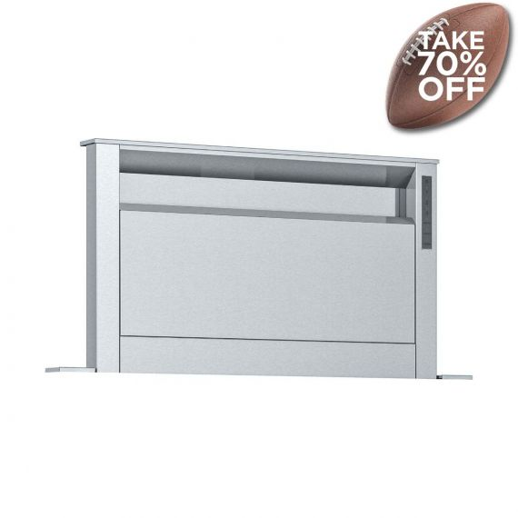 """Thermador Masterpiece 30"""" Stainless Convertible Downdraft"""