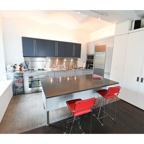 New York City Bulthaup Modern Pre-Owned Kitchen