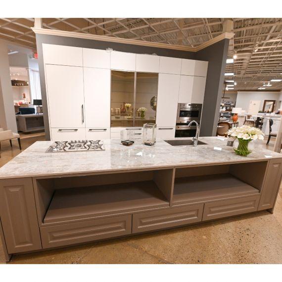 Bauformat State Of Mind Modern Showroom Display Kitchen