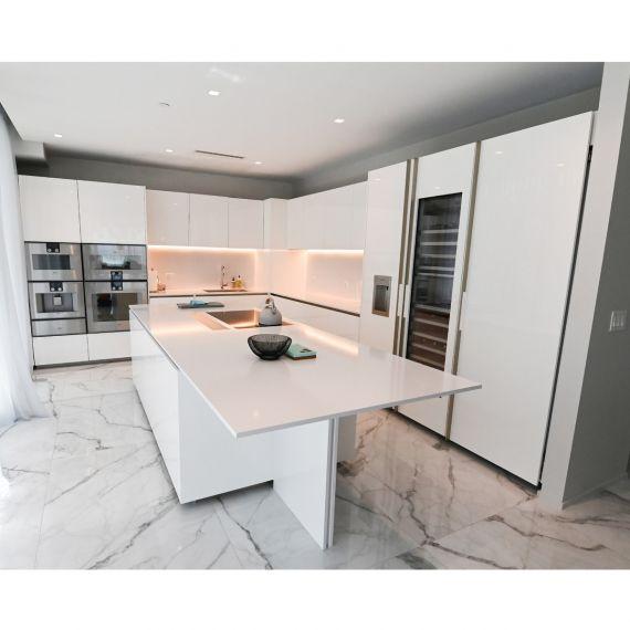 Molteni&C / Dada Miami Pre-Owned Kitchen w/ 11 Gaggenau Appliances