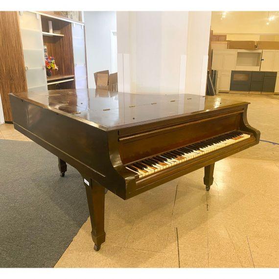 Knabe Brown Baby Grand Piano
