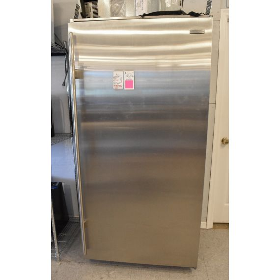 """Sub-Zero 36"""" Stainless Built-In All Refrigerator 2008"""
