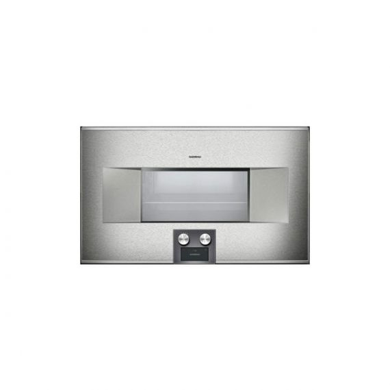 """Gaggenau 400 Series 30"""" Stainless Combi-Steam Oven"""