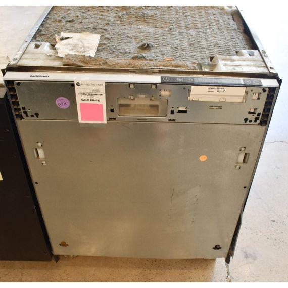 "Gaggenau 24"" Panel Ready Fully Integrated Dishwasher 2006"