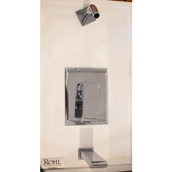Rohl Caswell Chrome Shower System Board