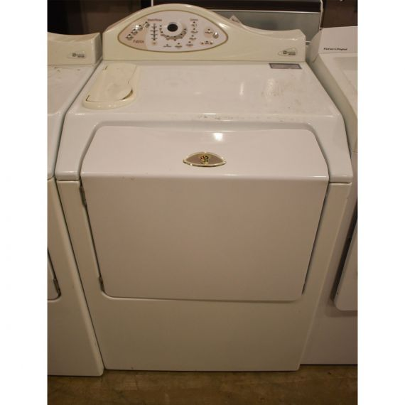 "Maytag Neptune 27"" White Front Load Washer"