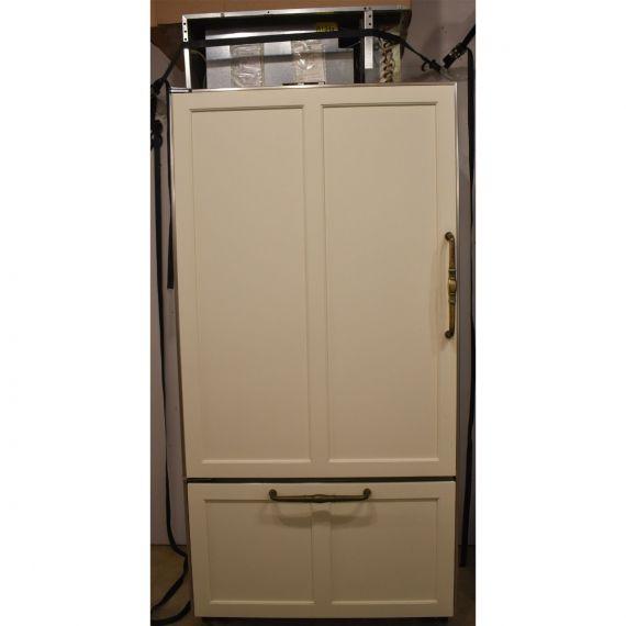 """Sub-Zero 36"""" Paneled Bottom Freezer Refrigerator"""
