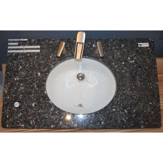 Granite Vanity Top w/ Sink & Faucet