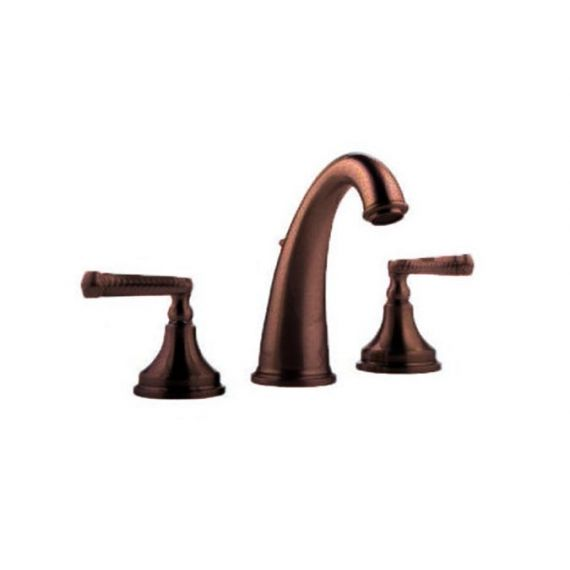 Graff Elegante Oil-Rubbed Bronze Braided Bath Faucet