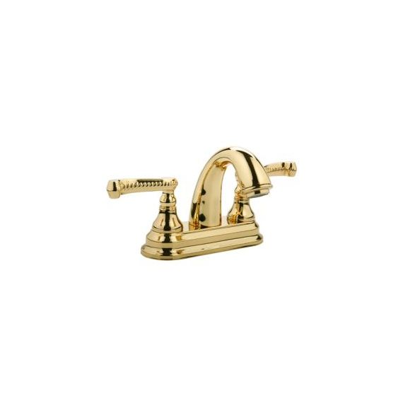 Graff Elegante 18K Gold Braided Centerset Bath Faucet
