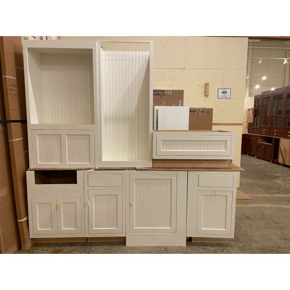 Norwalk Candlelight Traditional New-In-Box Kitchenette