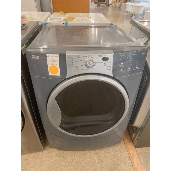 "Kenmore 27"" Blue Front Load Dryer"