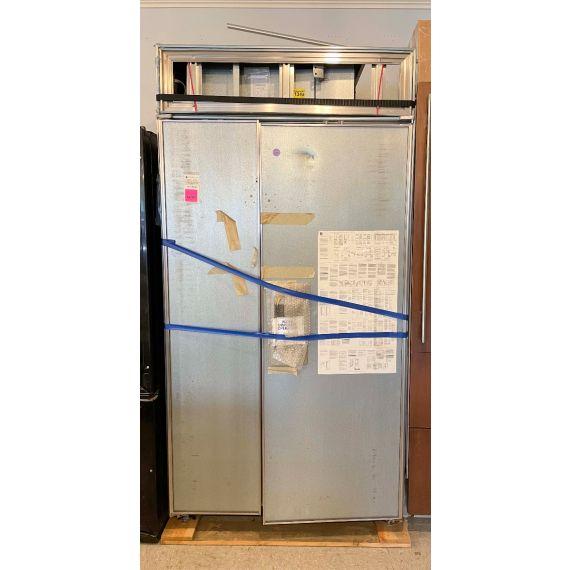 "Sub-Zero 42"" Panel Ready Side X Side Refrigerator"