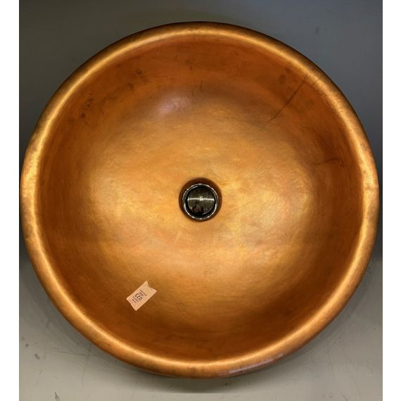 Robert Kuo Copper Vessel Sink