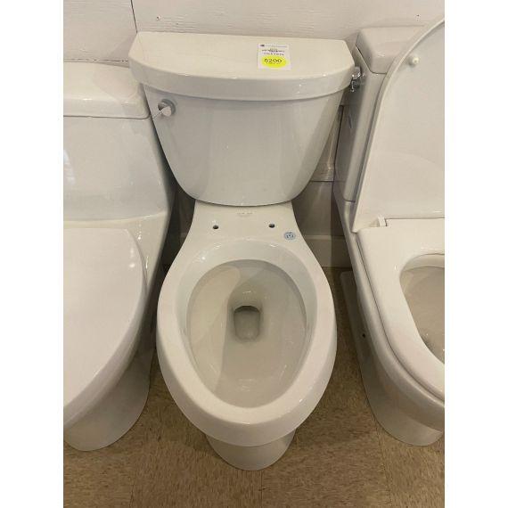 Kohler Two Piece White Toilet
