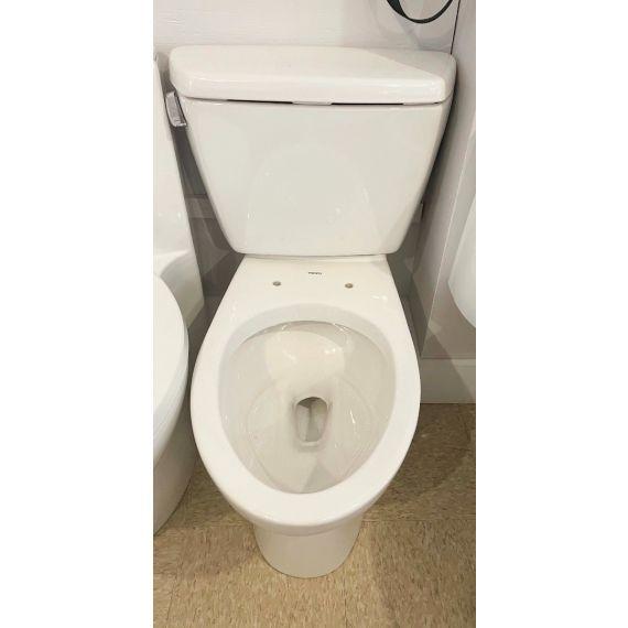 Toto White Two Piece Toilet w/ E-Max Flushing System