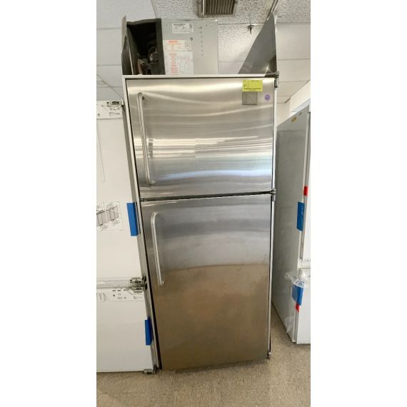 "Northland 30"" Stainless Top Freezer Refrigerator"