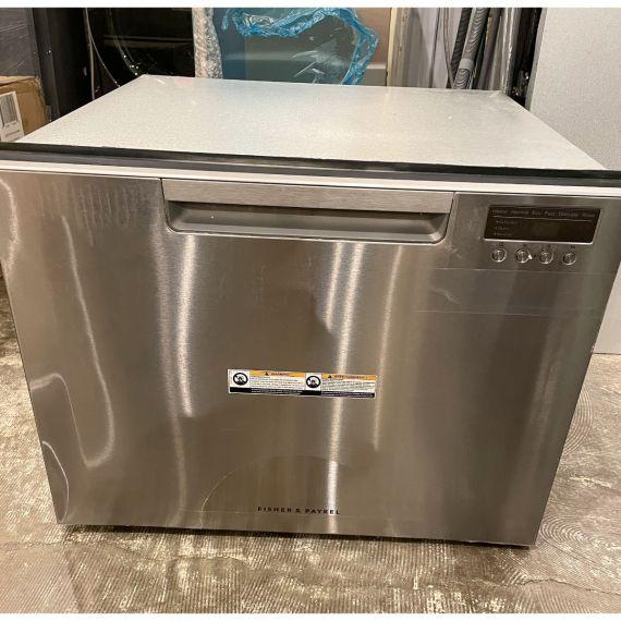 "Fisher & Paykel 24"" Stainless Dishwasher Drawer 2020"