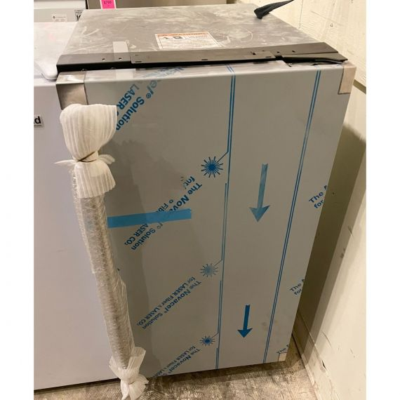"""U-Line 18"""" Stainless Built-In Under-Counter Refrigerator 2020"""