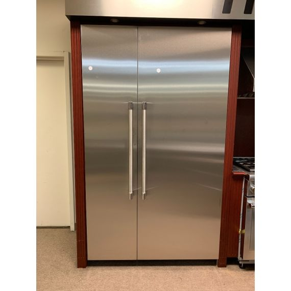 """Thermador 48"""" Panel Ready Built-In Side X Side Refrigerator"""