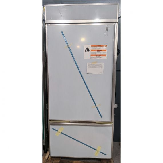 "KitchenAid 36"" Stainless Built-In Bottom Freezer Refrigerator"